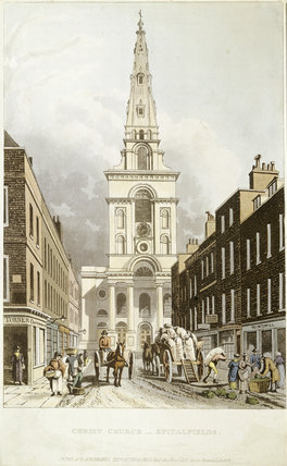 Christ Church - Spitalfields: 1815