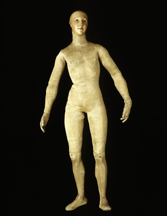 Artist's lay figure: 18th century