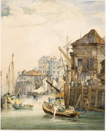 Billingsgate, c.1820