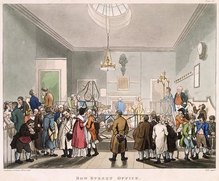 Bow Street Office: 1808