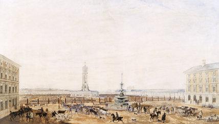 New Caledonian Market: 1854