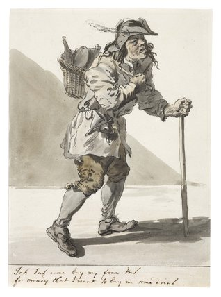 The Ink seller: 1759