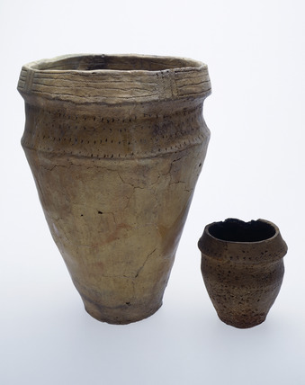 Early Bronze Age cremation vessels: 2200-700 BC