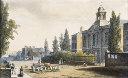 Tottenham Court Road: 1812