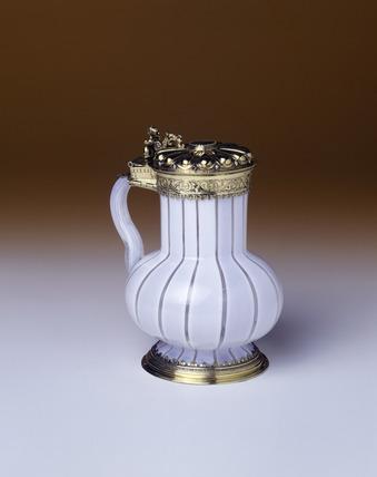 Parr Pot; Sudeley Castle Tankard: 16th century