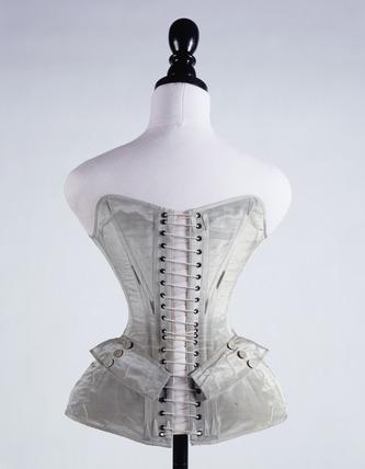 Corset 19th Century Roxy Anne Caplin