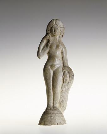 Roman pipeclay Venus figurine