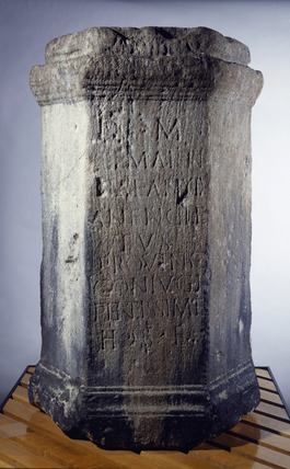 Roman tombstone of Claudia Martina