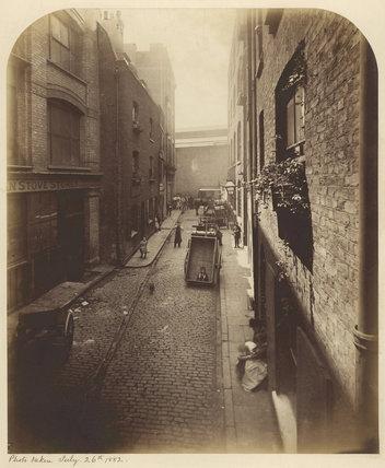 Bishop's Court, EC4: 1882