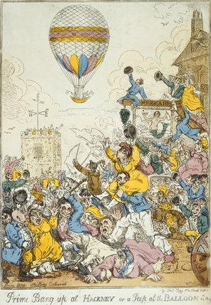 Prime bang up at Hackney: 1811