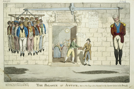 The Balance of Justice: 1802