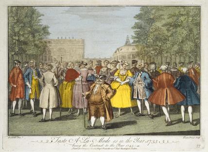Taste a la Mode 1735