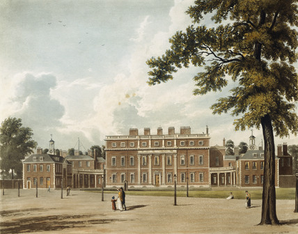 Buckingham House: 1819