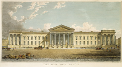 The New Post Office: 19th century