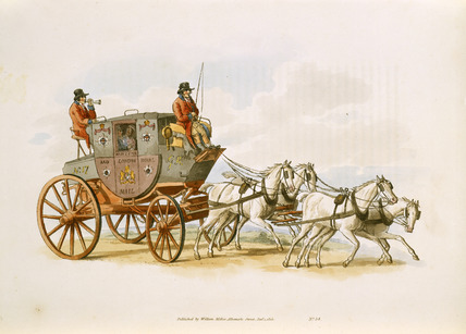 Royal Mail: 1805