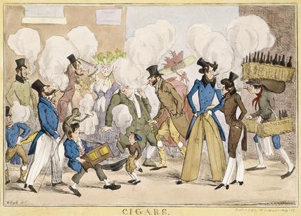 Cigars: 1827