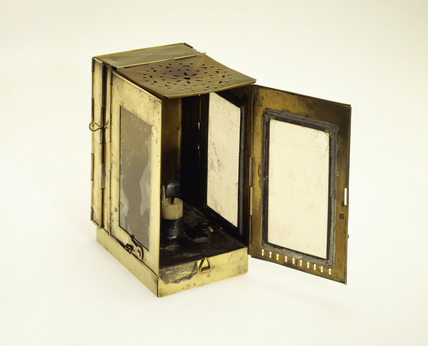 Pocket lantern: 19th century