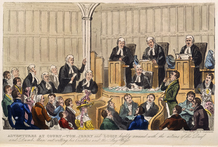Adventures at Court: 19th century