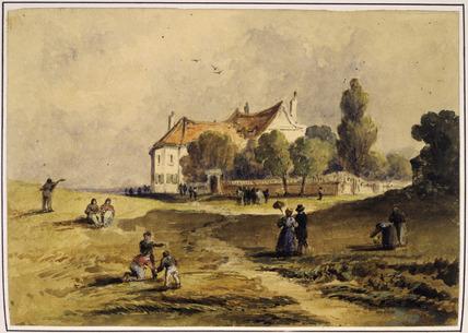Copenhagen House: 1842