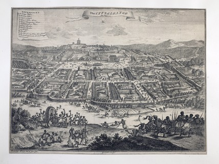 The City of Loango: 18th century