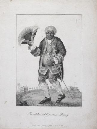 The Celebrated Graman Quacy: 1793
