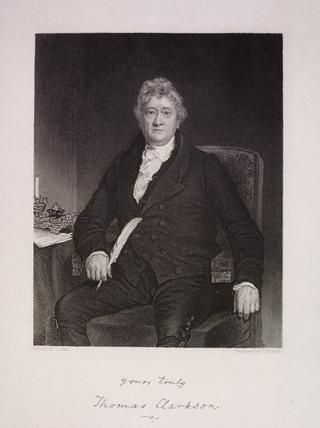 Thomas Clarkson: 1846
