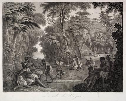 Le Culte des Negres: 18th century