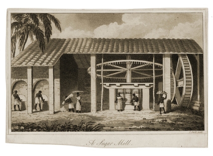 A Sugar Mill: 18th-19th century