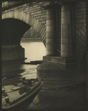 Waterloo Bridge: c.1900-1909
