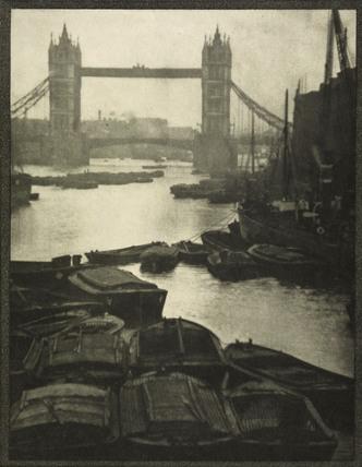 The Tower Bridge: c. 1900-1909