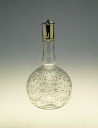 Bottle or decanter: 20th century