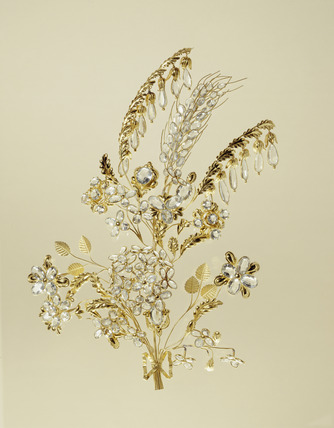 Hair ornament: 19th century