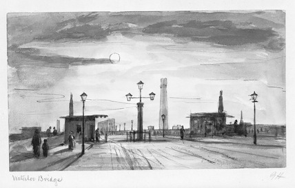 Waterloo Bridge: 19th century