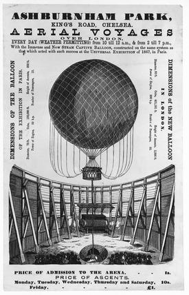 Handbill: 19th century