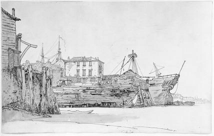 Limehouse: 18th century