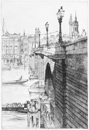 London Bridge: 1878
