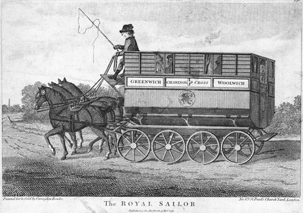 The Royal Sailor: 1791