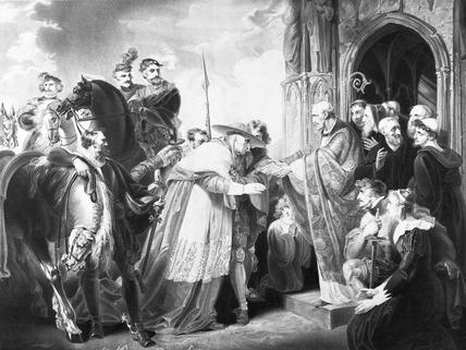Henry VIII, Act IV, Scene 2: 18th century