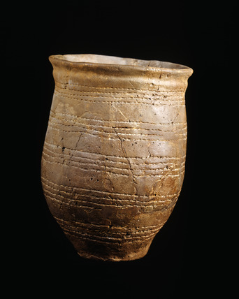 Early Bronze Age beaker