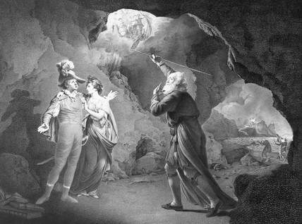 The Tempest, Act IV, Scene 1: 18th century