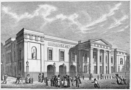 Covent Garden Theatre: 1835