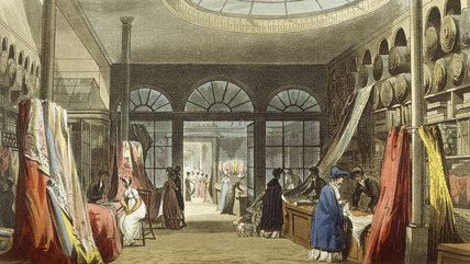 Messrs Harding, Howell & Co., 89 Pall Mall: 1809