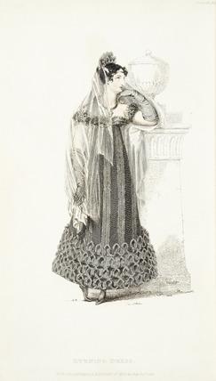 Evening Dress: 1817