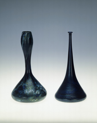Exhibition vases: 20th century