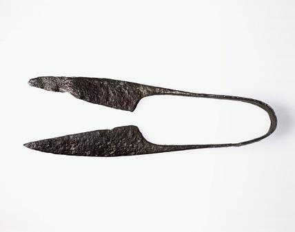 Roman iron shears