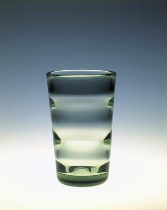 Whitefriars Tumbler vase: 1937