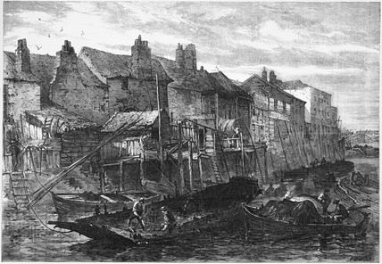 Old Houses of Lambeth: 19th century
