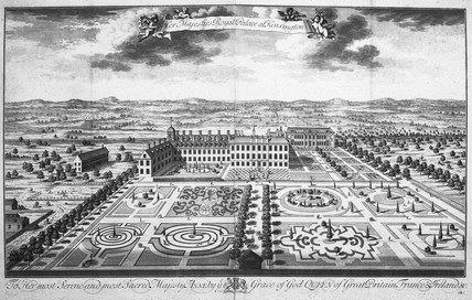 Her Majesties Royal Palace at Kensington: 18th century