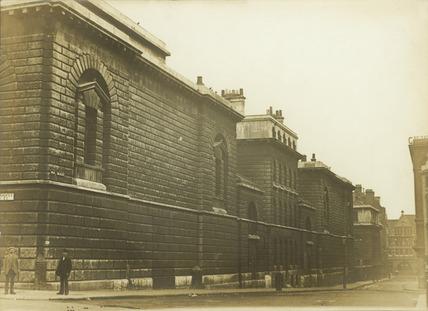 Newgate Prison: 19th century