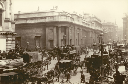 The Bank of England: 19th century
